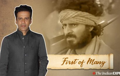 First of Many: Manoj Bajpayee revisits Bandit Queen