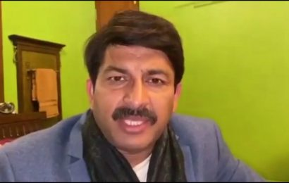 Delhi: Remark by Kapil Mishra had no role in riot, says BJP chief Manoj Tiwari