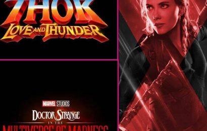 Marvel Studios ने बदल डाली इन 5 दमदार फिल्मों की रिलीज डेट, अब इस दिन मचेगी सिल्वर स्क्रीन पर तबाही