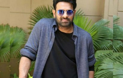 Prabhas to wear specially designed costumes
