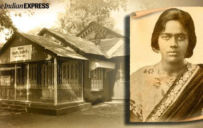 Pritilata Waddedar, the 21-year-old who chose to die than be caught by the British