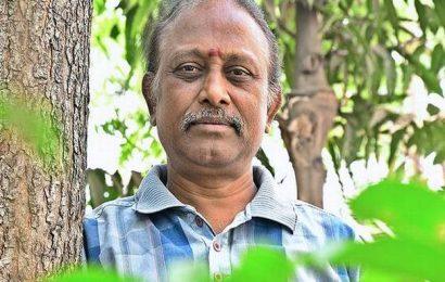 Art teacher V Rajagopal on his recent work inspired by Thirukkural couplets