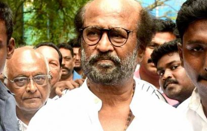 Rajinikanth to launch his political party tomorrow!