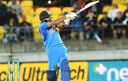 'Someone's missing': Rohit Sharma takes a dig at ICC tweet on best pull shot