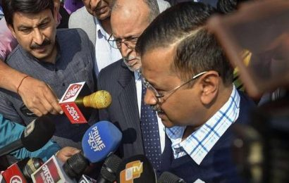 Delhi CM urges people to share info on needy for speedy response from agencies