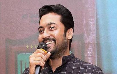 Suriya, Hari team up yet again for 'Aruvaa'