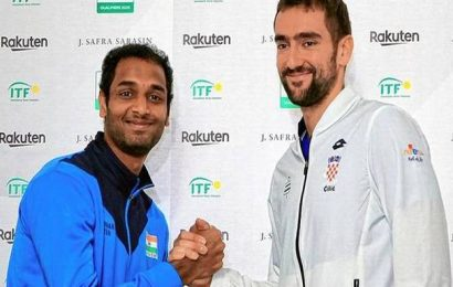 Davis Cup   India decides to keep out Nagal