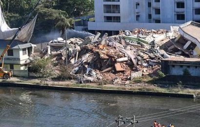 Maradu: delay in removal of debris to invite penal action