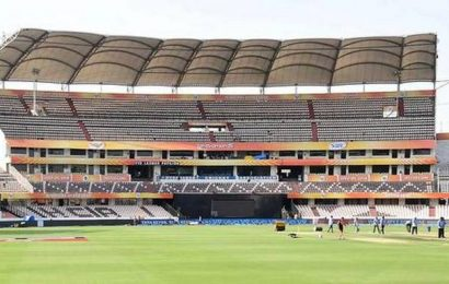 Hyderabad Cricket Association offers stadium for setting up isolation centre