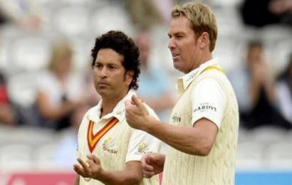 Sachin my pick to bat in any condition: Warne