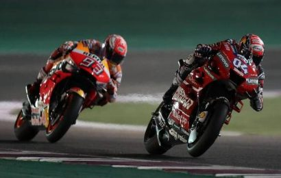 MotoGP cancels season-opening Qatar race due to COVID-19