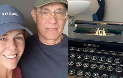 Coronavirus pandemic: Tom Hanks recalls time spent while quarantined in hospital with actress-wife, Rita Wilson   Bollywood Life