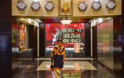 Sensex, Nifty post worst ever one-day crash