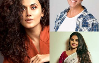 Women's Day 2020: Taapsee Pannu, Akshay Kumar, Vidya Balan and other Bollywood celebs have inspiring messages for fans | Bollywood Life