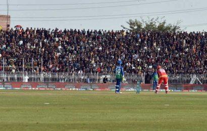 Coronavirus impact: Remaining Pakistan Super League matches behind closed doors