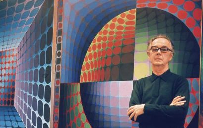 Victor Vasarely death anniversary: Remembering the grandfather of op art