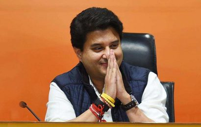 Massive rally planned for Jyotiraditya Scindia's first visit to Madhya Pradesh after joining BJP