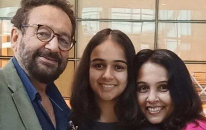 Shekhar Kapur's ex-wife Suchitra Krishnamoorthi files case against him over property dispute, daughter Kaveri responds