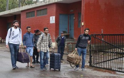 PU, affiliated colleges, PEC suspend classes