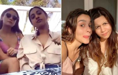 Alia Bhatt shares goofy pics, videos from her birthday vacation with sister, friends. See here