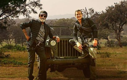 Bear Grylls shares teaser for Rajinikanth's Into The Wild episode, says 'he embraced every challenge'