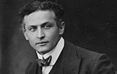 Harry Houdini: A salute to the master of escapes on his birth anniversary