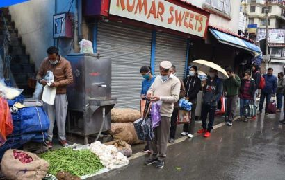 Coronavirus: Himachal curfew relaxation for three hours, not six, liquor vends closed