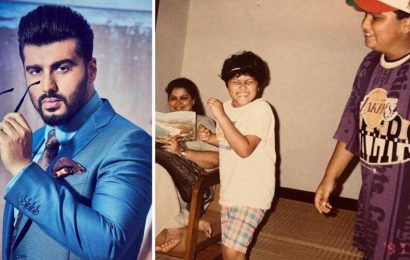 Arjun Kapoor pens emotional post for mom Mona on death anniversary: 'My world was shattered when you left'