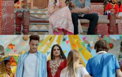 Kalla Sohna Nai song: Asim Riaz and Himanshi Khurana's endearing chemistry steals the show   Bollywood Life