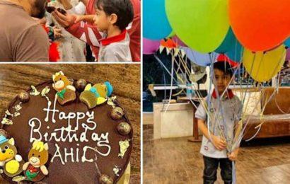 Salman Khan के फॉर्महाउस में मनाया गया Ahil Sharma का जन्मदिन, भतीजे के साथ भाईजान ने यूं बिताया टाइम