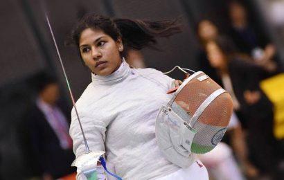 Left Italy just before lockdown, says fencer Bhavani Devi