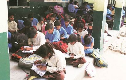 6790 schools in Andhra Pradesh do not have functional toilets