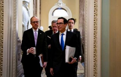 Congress moves toward approving $2 trillion stimulus after bipartisan deal