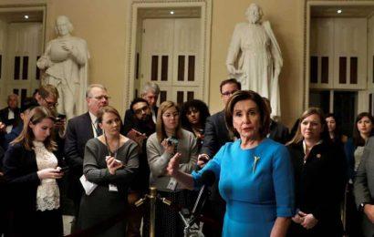 USHouse of Representatives passes Trump-backed coronavirus relief package