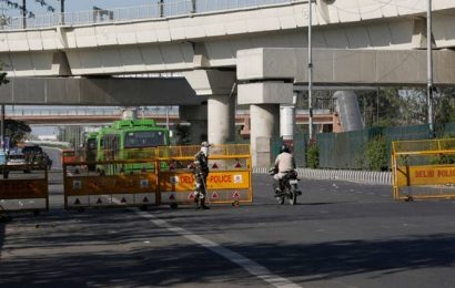 Parts of Delhi's Nizamuddin West cordoned off after Covid-19 cases traced to area