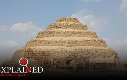 Pyramid of Djoser reopened: Why the first pyramid ever built is special