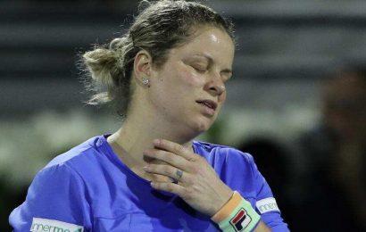 Kim Clijsters loses in Mexico in latest comeback