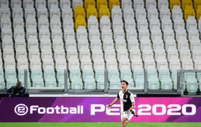Paulo Dybala stunner sends Juventus top with closed-doors win over Inter Milan