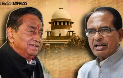 SC orders floor test in MP today: End state of uncertainty