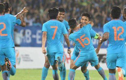 Coronavirus impact:India's FIFA 2022 World Cup qualifiers postponed due to COVID-19