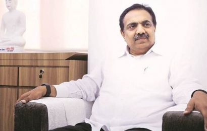 Maha BJP leaders should ask Guj govt to sign water pact: Jayant Patil