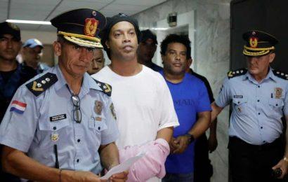 Judge in Asuncion orders Brazil football icon Ronaldinho held