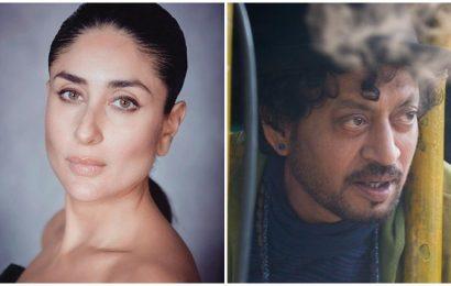 Did Angrezi Medium mainly for Irrfan Khan: Kareena Kapoor
