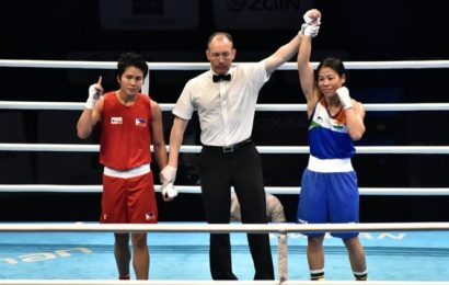 India equal London record as eight boxers qualify for Tokyo Olympics
