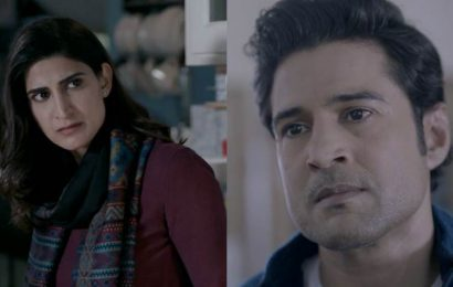 Marzi first impression: An engaging thriller owned by Ahaana Kumra and Rajeev Khandelwal