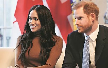 The royal exit: Here are privileges Harry and Meghan are set to lose