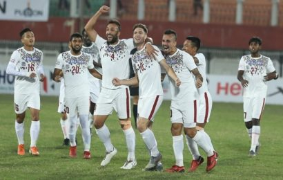 Mohun Bagan inch closer to second I-League title after beating TRAU