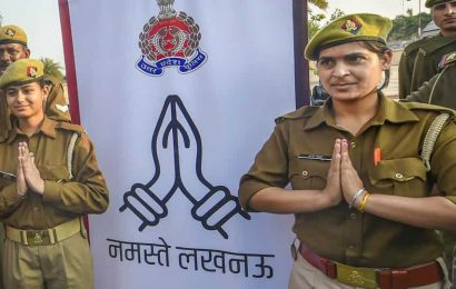 'Namaste Lucknow' campaign launched by cops to know people better
