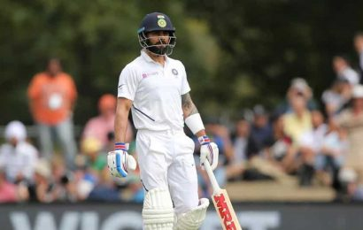 Average of 9.50: Virat Kohli's miserable series ends with another failure