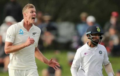 India vs New Zealand: 'Pretty surreal couple of weeks' – Kyle Jamieson after stunning maiden Test series